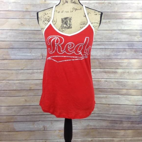 94151242065db PINK Victoria's Secret Cincinnati Reds tank top